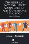 Charities and Not-for-Profit Administration and Governance Handbook, 2nd Edition cover