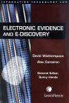 Electronic Evidence and E-Discovery cover