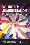 Volunteer Administration: Professional Practice, 3rd Edition cover