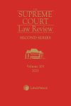 Supreme Court Law Review, 2nd Series, Volume 103 cover