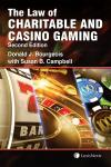 The Law of Charitable and Casino Gaming, 2nd Edition cover