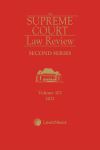 Supreme Court Law Review, 2nd Series, Volume 102 cover