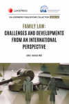 Family Law: Challenges and Developments from an International Perspective cover