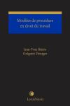 Modèles de procédure en droit du travail cover