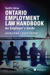 Ontario Employment Law Handbook – An Employer's Guide, 12th Edition cover