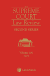 Supreme Court Law Review, 2nd Series, Volume 100 cover