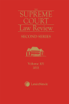 Supreme Court Law Review, 2nd Series, Volume 101 cover