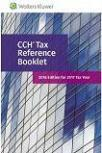 CCH Tax Reference Booklet, 2018 Edition for the 2017 Tax Year cover