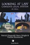 Looking at Law - Canada's Legal System, 6th Edition cover