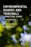 Environmental Boards and Tribunals – A Practical Guide, 2nd Edition cover