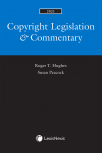 Copyright Legislation & Commentary, 2021 Edition cover