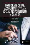 Corporate Crime, Accountability and Social Responsibility in Canada, 3rd Edition cover
