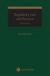 Regulatory Law and Practice, 3rd Edition cover