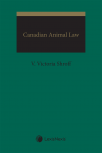 Canadian Animal Law cover