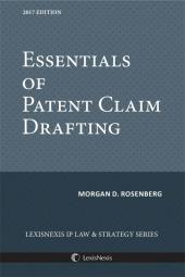 Essentials of Patent Claim Drafting (2015 Edition) cover