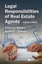Legal Responsibilities of Real Estate Agents, 4th Edition cover