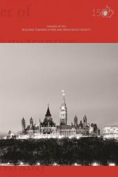 Canada at 150: Building a Free and Democratic Society cover