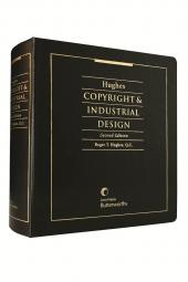 Hughes on Copyright and Industrial Design, 2nd Edition cover