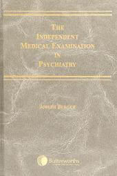 The Independent Medical Examination in Psychiatry cover