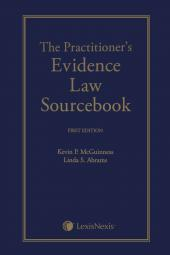 The Practitioner's Evidence Law Sourcebook cover