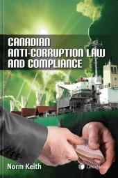 Canadian Anti-Corruption Law and Compliance cover