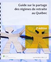 Guide sur le partage des régimes de retraite au Québec, 2e édition cover