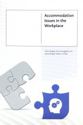 Accommodation Issues in the Workplace cover