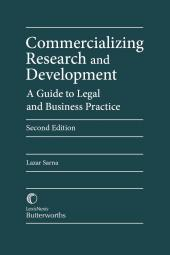 Commercializing Research and Development - A Guide to Legal and Business Practice, 2nd Edition cover