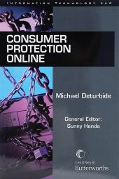Consumer Protection Online cover