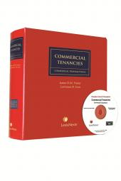 Canadian Forms & Precedents - Commercial Transactions - Commercial Tenancies, 2nd Edition cover