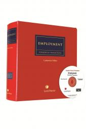Canadian Forms & Precedents – Commercial Transactions – Employment cover