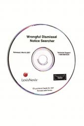 Wrongful Dismissal Notice Searcher cover