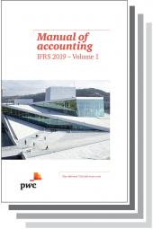 Manual of Accounting IFRS 2019 ebook cover