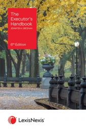 The Executor's Handbook, 6th Edition cover