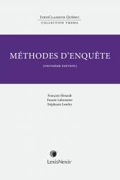 Thema – Méthodes d'enquête, 2e édition cover