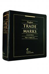 Hughes on Trade Marks, 2nd Edition cover
