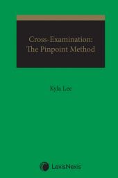 Cross-Examination: The Pinpoint Method cover