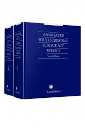 Annotated Youth Criminal Justice Act, Second Edition cover