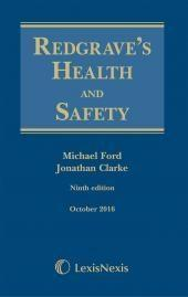Redgrave's Health and Safety Eighth edition Set (includes mainwork and supplement) cover