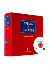 Canadian Forms & Precedents - Wills and Estates cover