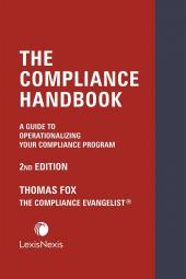 The Compliance Handbook: A Guide to Operationalizing Your Compliance Program, 2nd Edition cover