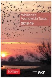 Whillans's Worldwide Taxes 2018-19 cover
