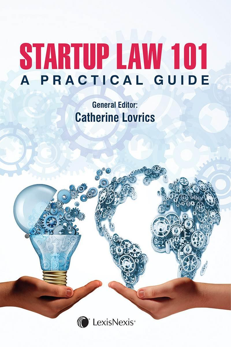 Startup Law 101 A Practical Guide Lexisnexis Canada Store