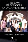 The Law of Schools and Universities cover