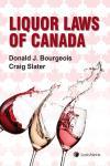 Liquor Laws of Canada cover