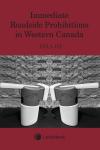 Immediate Roadside Prohibitions in Western Canada cover