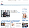 The Lawyer's Daily cover