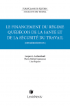Thema – Le financement du régime québécois de la santé et de la sécurité du travail,  2e édition cover
