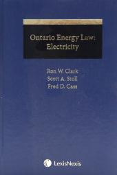 Ontario Energy Law: Electricity cover