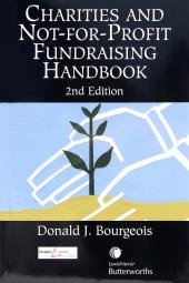 Charities and Not-for-Profit Fundraising Handbook, 2nd Edition cover